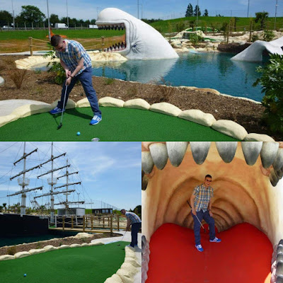 Moby Golf in Romford, Essex