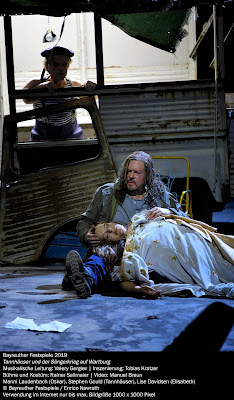 Wagner: Tannhäuser - Bayreuth Festival (Photo Enrico Nawrath)