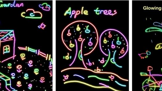 Aplikasi Kids Doodle