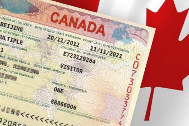 Xin Visa Đi Canada