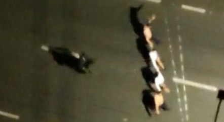 Criminosos usaram drones para monitorar ataques em Araçatuba
