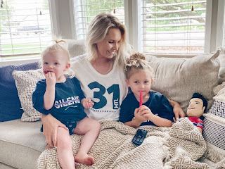 Angela Price With Her Kids