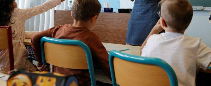 Alunni maltrattati in aula: sospeso maestro