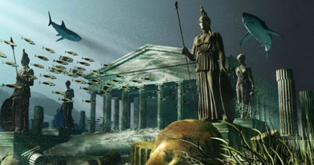 10 Things You Probably Don't Know About The Lost City Of Atlantis  5b-atlantis