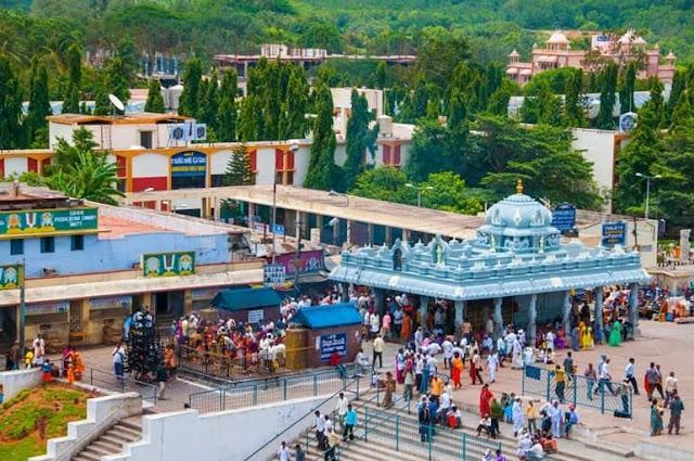 Tirupati Balaji