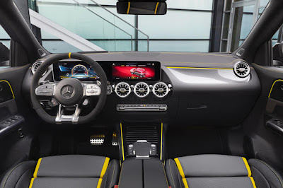 2021 Mercedes-Benz GLA 45 SUV Review