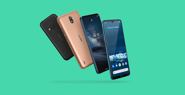 Nokia Introduces New 5-G Smartphones