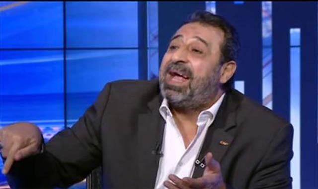 عاجل حبس مجدي عبد الغني بسب الميراث