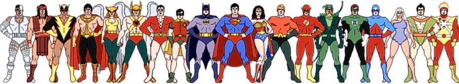 noblemania super 70s and 80s super friends jack angel flash