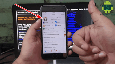 iPhone 6S Jailbreak iOS14 & iOS14.0.1 install Cydia With Checkra1n0.11.0