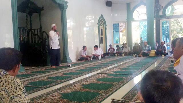 Perkuat Silaturahim, PKS Kota Medan Gelar Halal bi Halal di Dapil 1