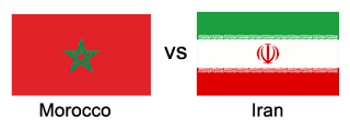 morocco vs iran world cup 2018