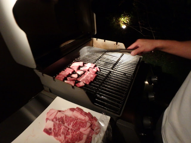 軽井沢BBQ