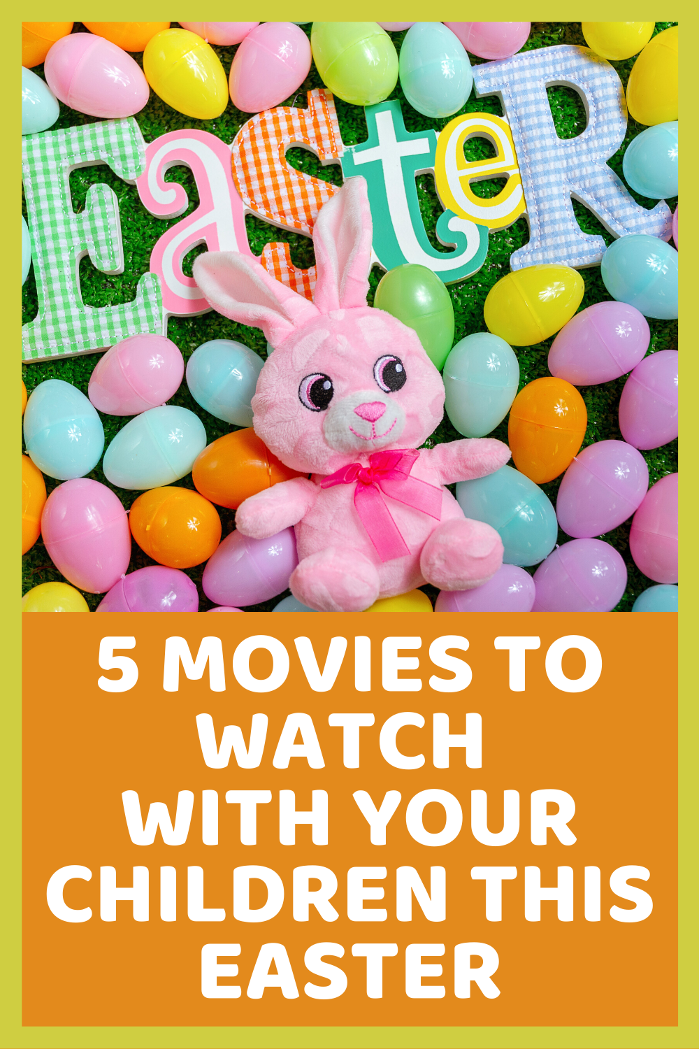 5 Movies To Watch With Your Children This Easter