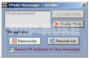 yahoo multi messenger downloads