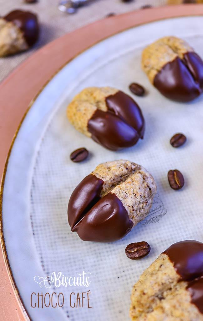 biscuits café noir recette