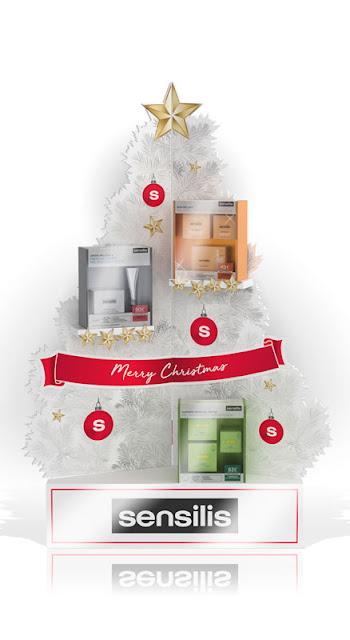 Packs de belleza Sensilis para regalar estas Navidades