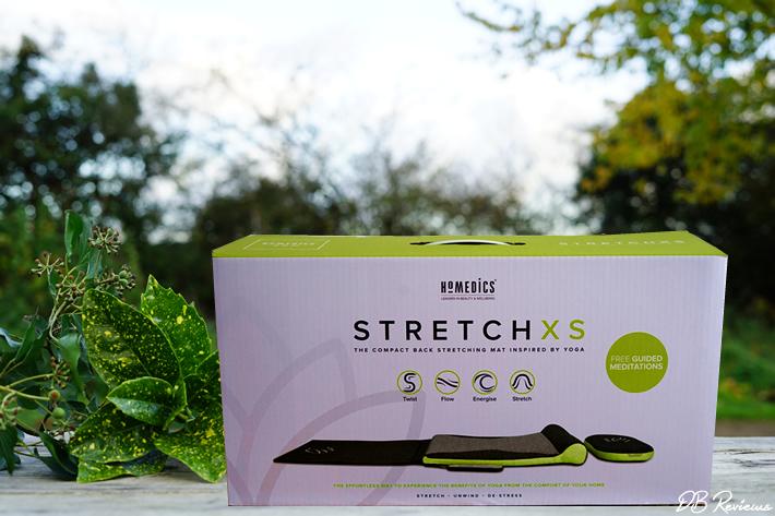 Homedics Stretch XS - Back Stretching Mat
