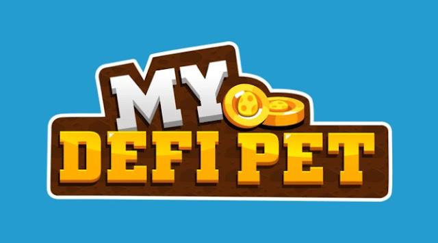 Gambar Logo My DeFi Pet (DPET)