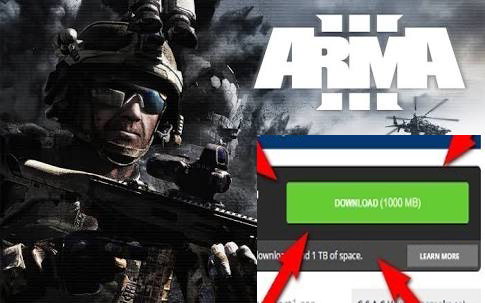 برابط جديد تحميل لعبة Arma 3 بروابط مباشرة بحجم صغير للاجهزه