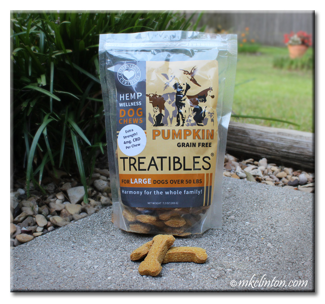 Bag of Treatibles dog treats
