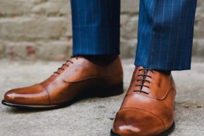 Tips Perpaduan Outfit dengan Sepatu Warna Cokelat
