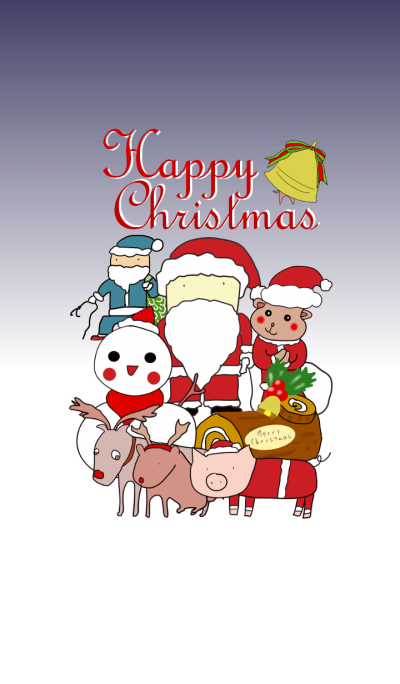 Happy Christmas#