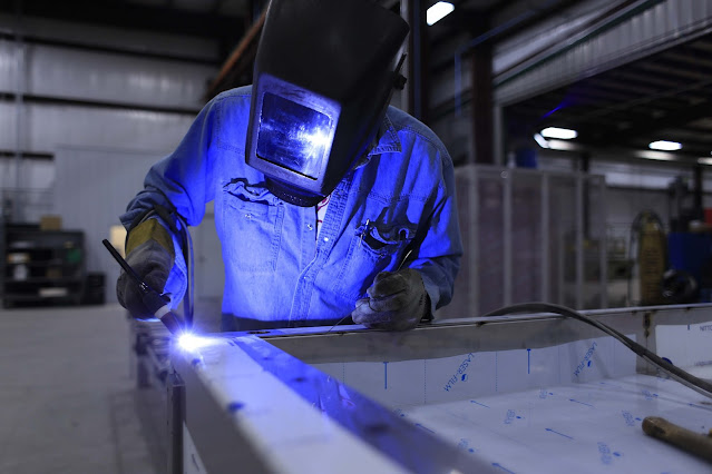 Welding Health Safety Guide
