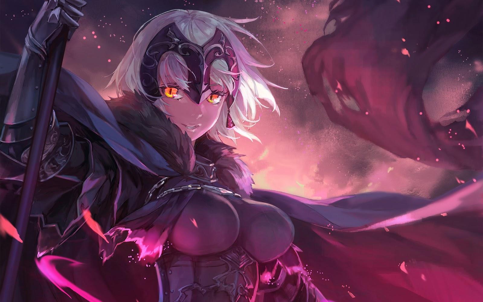 Fate AowVN%2B%252837%2529 - [ Hình Nền ] Anime Fate/GrandOrder tuyệt đẹp Full HD | Wallpaper