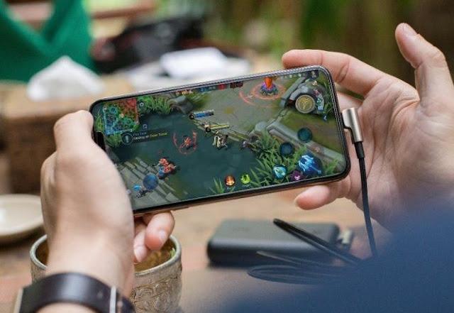 Tips Main Game di HP Kentang