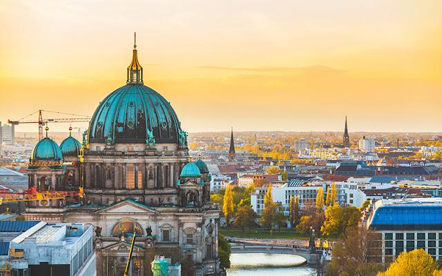 Sexto dia de roteiro em Berlim