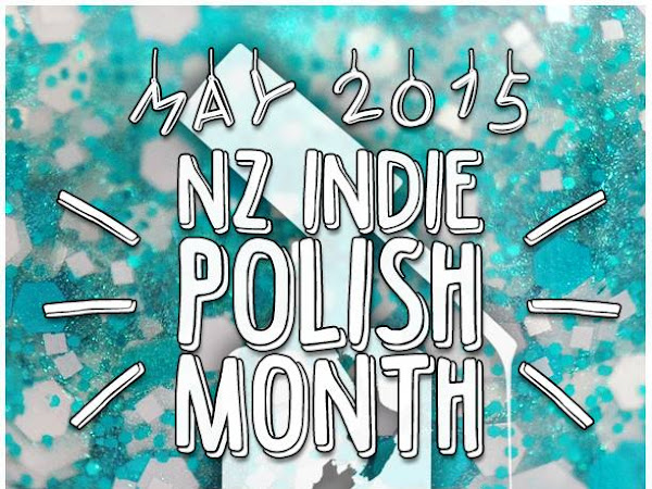 NZ Indie Polish Month: Nail Juice - Fairy Dust Nail Polish Swatches & Review