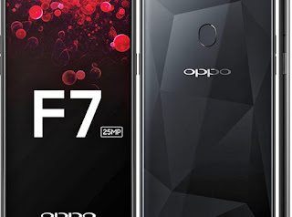 Cara Flash Oppo F7 CPH1819