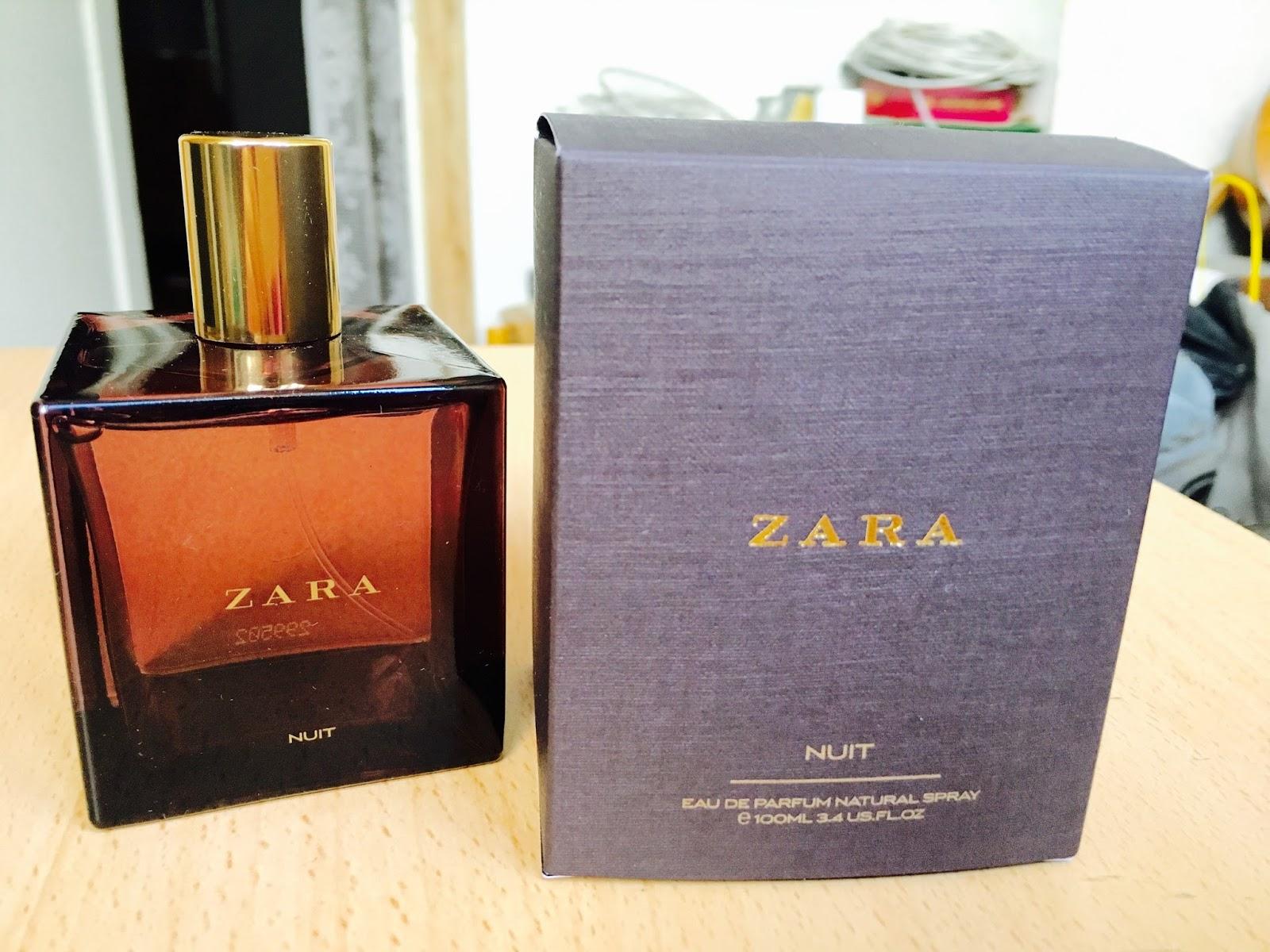 Zara Nuit
