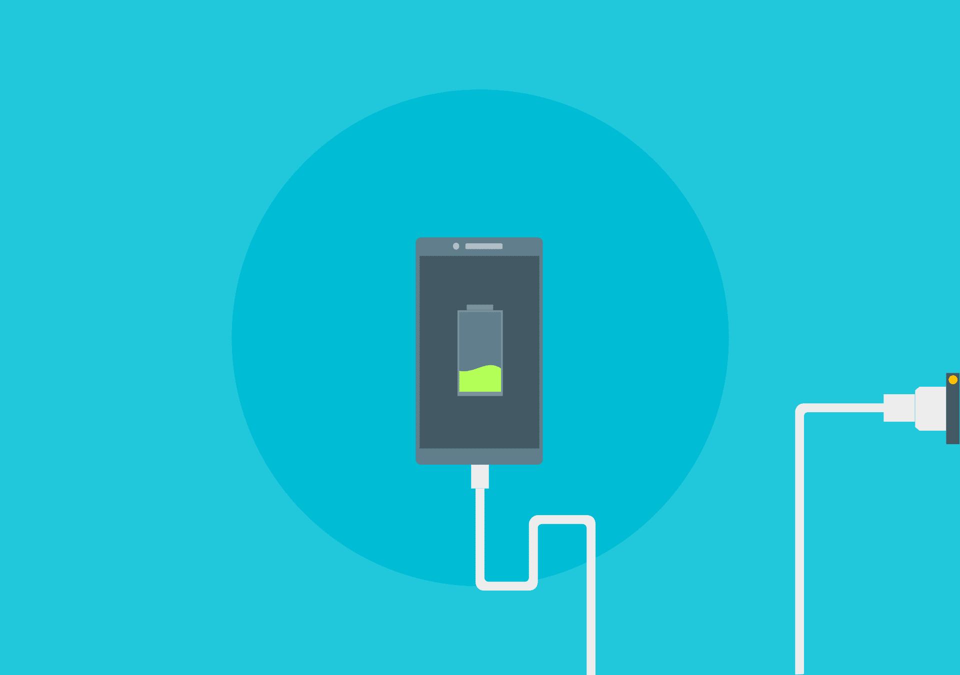 5 أسباب لماذا يتم شحن هاتفك ببطء