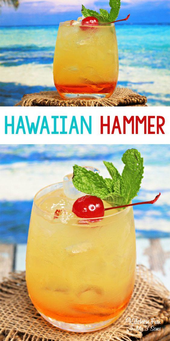 HAWAIIAN HAMMER DRINK