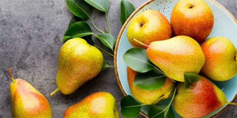 Top 10 Reasons Why Pears Must be a Part of Our Diet