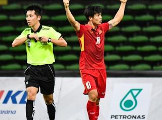 gambar Melawan Vietnam Timnas Indonesia Wajib menang