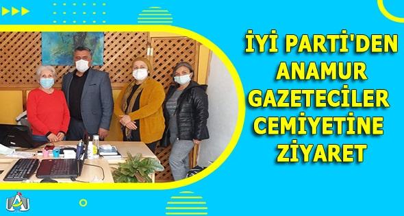 Anamur Haber,İYİ Parti Anamur,SİYASET,