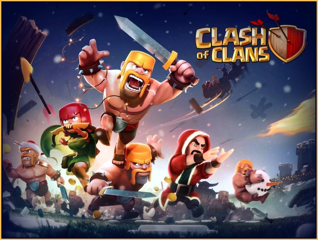 یاری Clash of Clans ئەپدەیتی ئەمجارە و وردەکارییەکانی دڵخۆشت ئەکات !!