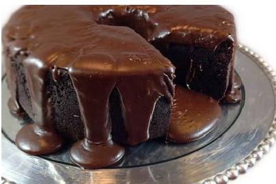 Brick Street Chocolate Cake