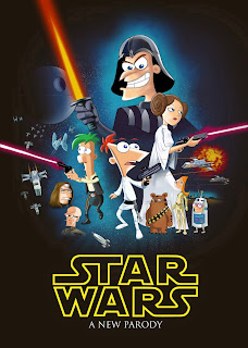 Phineas and Ferb: Star Wars – Dublado