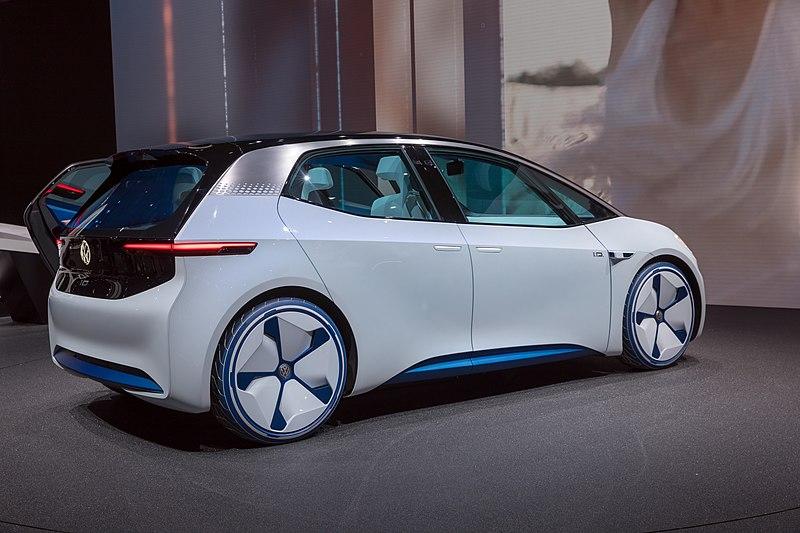 Akhirnya Mobil Listrik Volkswagen ID.3 Diluncurkan, Cakep!