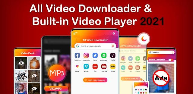 تحميل تطبيق VidSee Browser متصفح VidSee: أفضل تنزيل فيديو لعام 2021