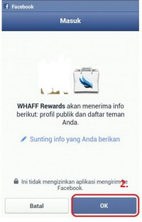 Cara Daftar dan Cara Meningkatkan Pendapatan Di Whaff Rewards