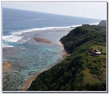 Spot Foto Pantai Pandawa