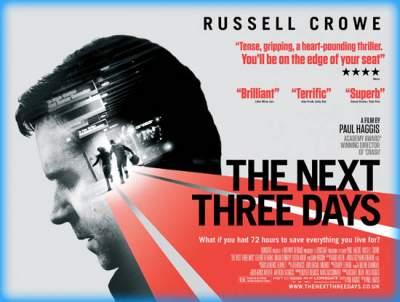 The Next Three Days 2010 Full Movies Hindi English Telugu Tamil 480p