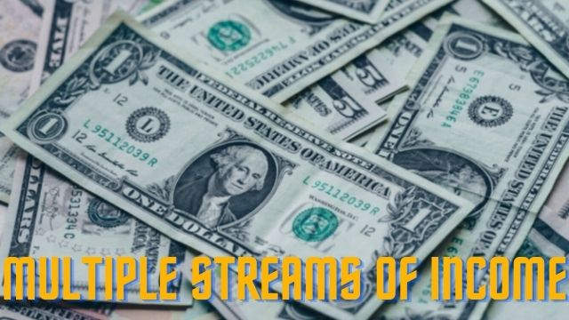 How To Create Multiple Streams Of Income 2021
