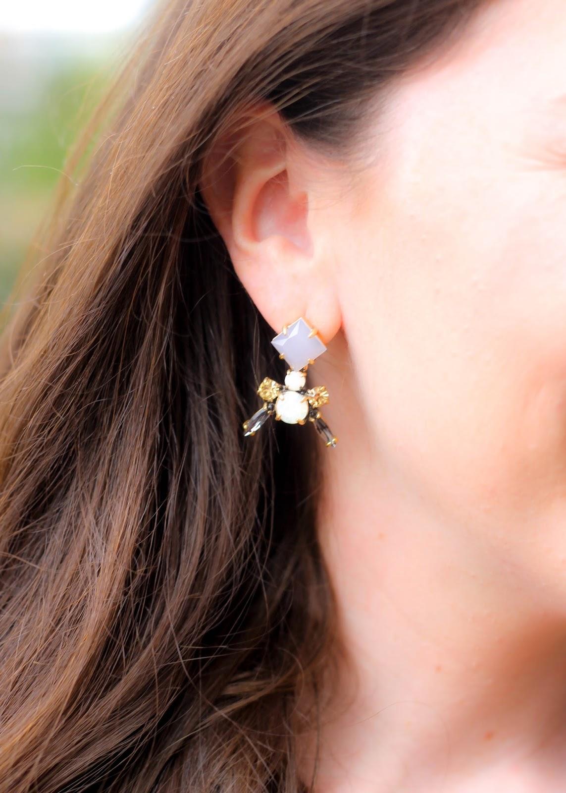 Stella and Dot Flora Chandelier earrings | Stella & Dot jewelry