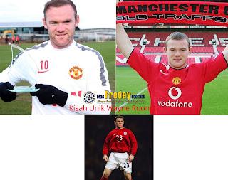 Kisah Unik Wyane Rooney : Dibalik Perekrutan Ke Manchester United
